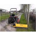 Débroussailleur à fléaux 3 point déporté sur tracteur 30 Cv - MUTHING MUC/S120