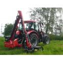 Epareuse sur tracteur 95 Cv - KHUN - AGRI LONGER 4734 M