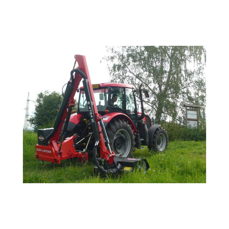 epareuse sur tracteur 95 cv khun agri longer 4734 m location. Black Bedroom Furniture Sets. Home Design Ideas