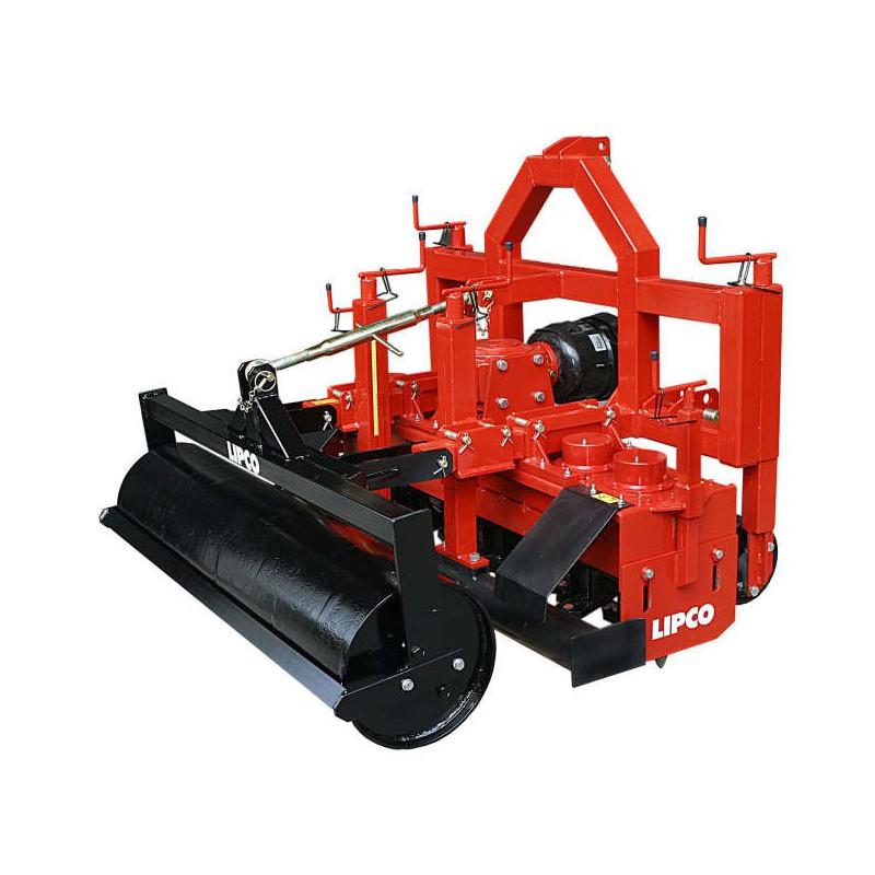 desherbeur de chemin mecanique sur tracteur 50 cv lipco rwd 150. Black Bedroom Furniture Sets. Home Design Ideas