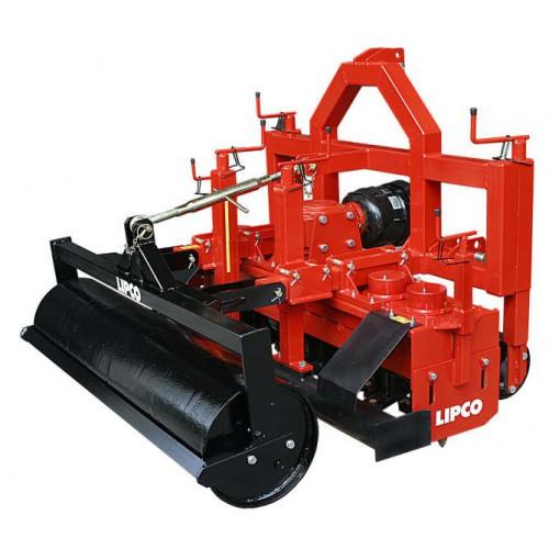 Desherbeur de chemin mecanique sur tracteur 50 Cv - lipco RWD 150