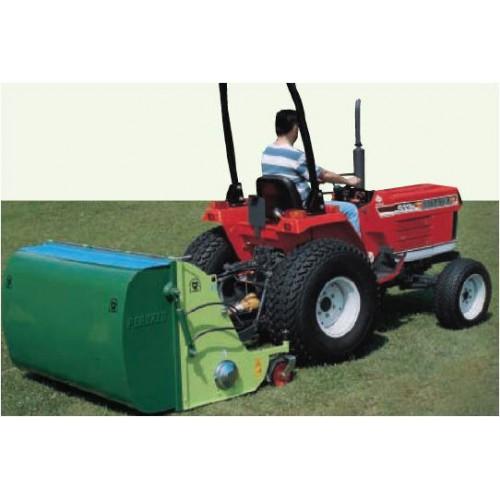 Scarificateur pour gazon -MORGNIEUX -sur tracteur