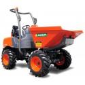 Dumper sur pneu - 500 L - CU 850 Kg