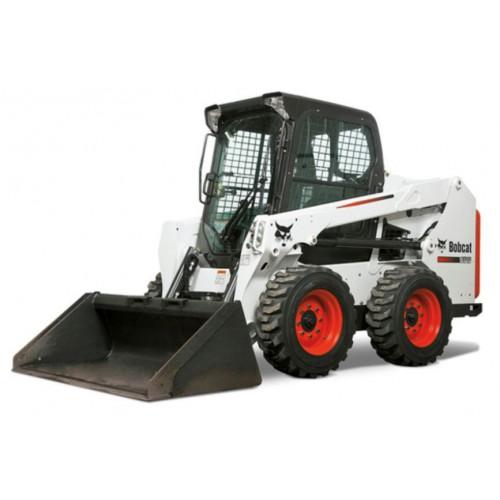 chargeur compact pneus - S450 - 400 L - larg 1 550 mm
