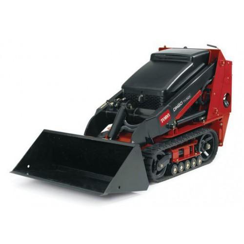 Porte outils hydraulique Toro Dingo TX 525