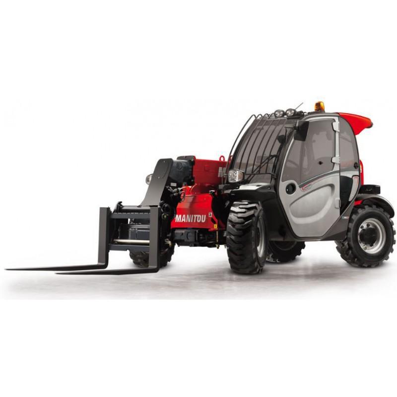 chariot télescopique MT625 - Ht 5.85 m - Cu 2.5 T