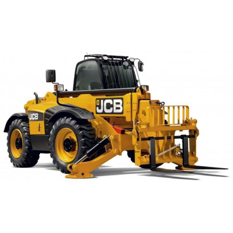 chariot télescopique JCB 535 . 140  - 14 m - 3.5T
