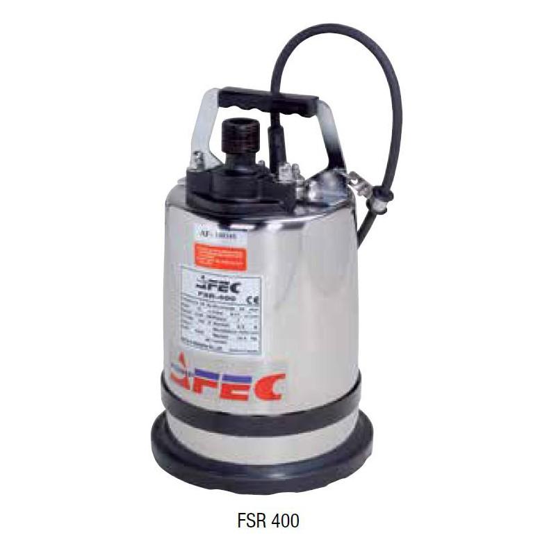 Pompe serpillière 220 v - 15 m3