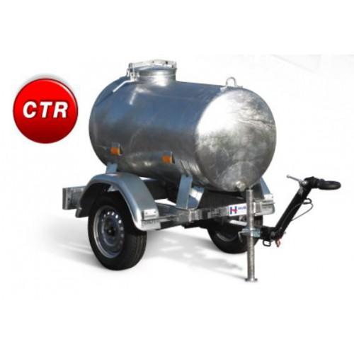 Remorque citerne à eau -750 Kg
