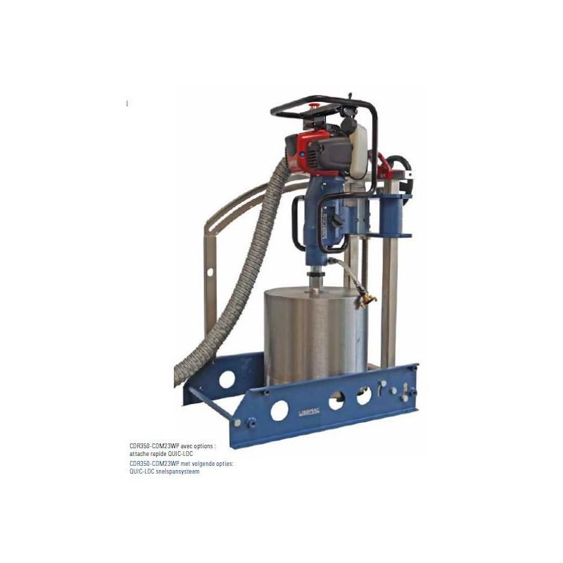 Carotteuse thermique essence