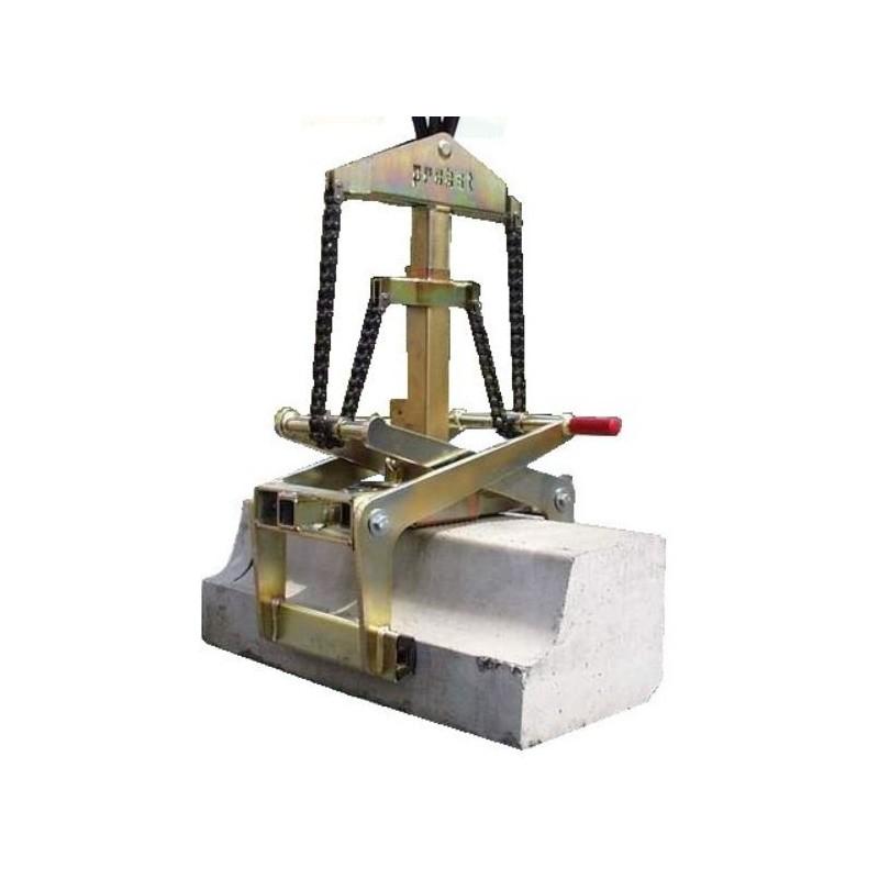 Pince pour éléments préfabriqués - 900 Kg