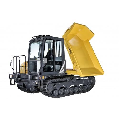 Dumper sur chenille - 2100 L - CU 3500 Kg