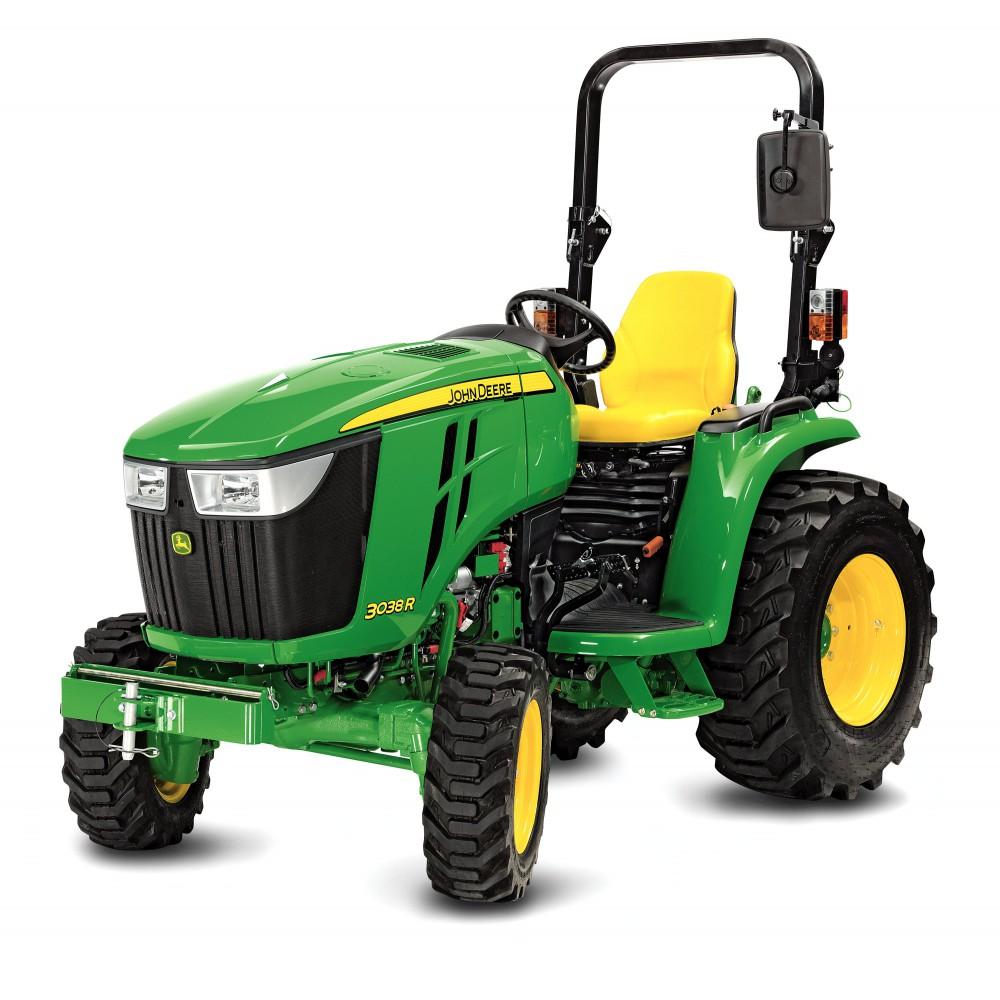tracteur 50 cv - john deere 4049 r